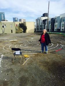 Labyrinth Design with Mary Teetor